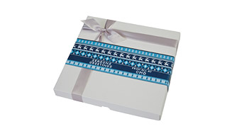 36-chocolate box, Full-colour printed sleeve
