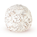 Truffe Champagne - Dusted milk chocolate champagne truffle