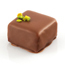 Alicante - Fine pistachio marzipan coated in milk chocolate