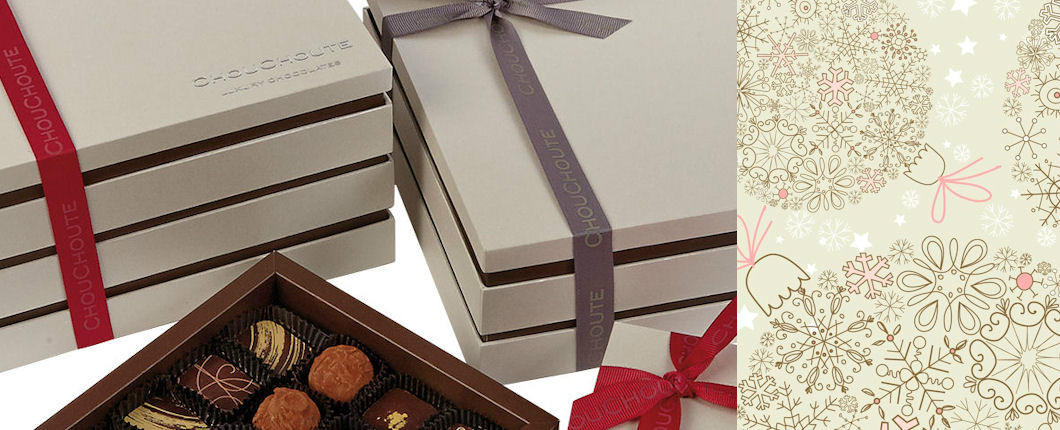 Luxury Christmas Chocolates