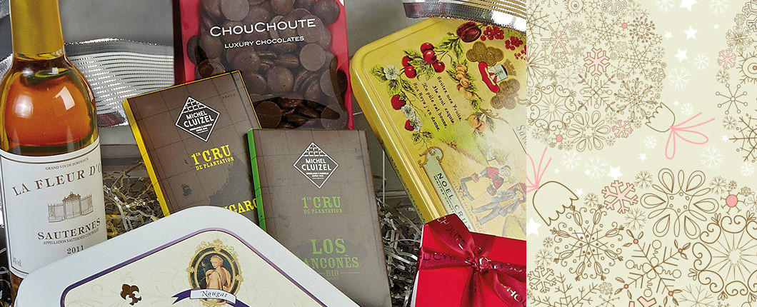 Gourmet Christmas Hampers