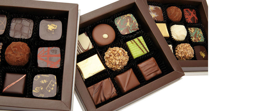 Luxury Chocolate Boxes