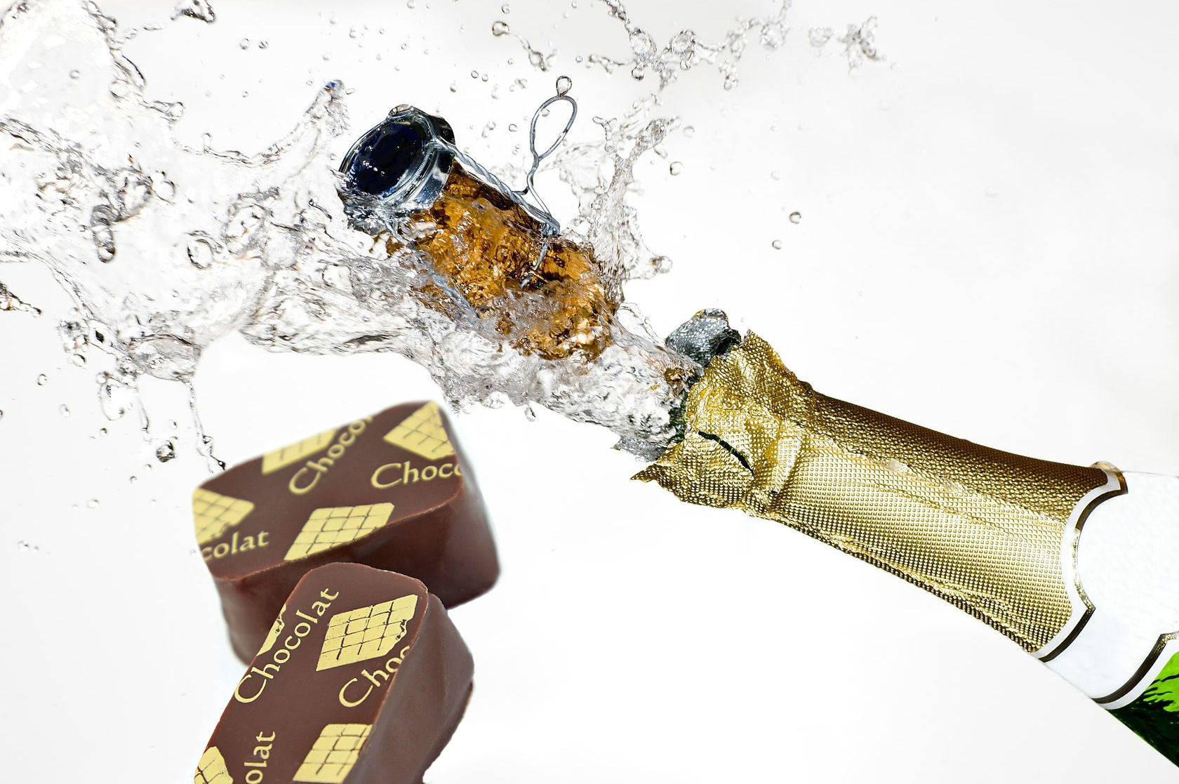 Pairing Champagne and Chocolate